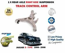 FOR JAGUAR S TYPE CCX 1999-ON REAR AXLE RIGHT LOWER SUSPENSION TRACK CONTROL ARM