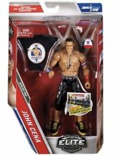 Wwe Elite Serie 50 John Cena Gorra & T-shirt New Wrestling Mattel Figura De Acción