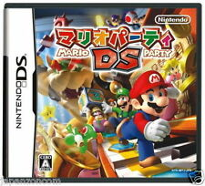 Used DS Mario Party DS   NINTENDO JAPANESE IMPORT