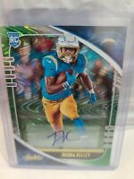 2020 Panini Absolute Football, Chargers, Joshua Kelley Rookie Wave Auto /25 🔥