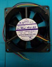 sanyo denki 109p0912g4011 90x90x25mm cooling fan
