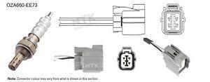 NGK NTK Oxygen Lambda Sensor OZA660-EE73 fits Subaru Impreza 2.0 (GH), 2.0 (GR)