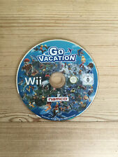 Go Vacation for Nintendo Wii *Disc Only*