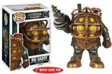 POP! Games: Bioshock Big Daddy - 65 Vinyl Figure 6 Inch Take-Two Interactive New