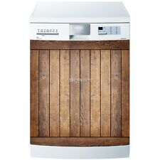 Magnet lave vaisselle Bois et Corde 60x60cm réf 604 604