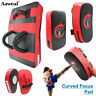 Kick Boxing Strike Shield Pads MMA Muay Thai Target Pads Punch Bag Focus Mitts