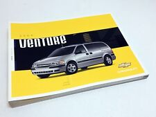 2004 Chevrolet Venture Brochure