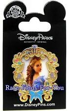 Disney Parks Princess Cinderella Movie Jeweled Butterfly Picture Frame Pin (NEW)