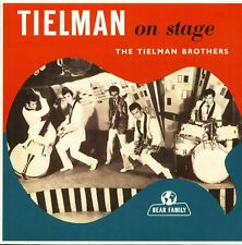 10 inch 25 CM - The Tielman Brothers - Tielman On Stage ! NEW REPRO - Limited Ed