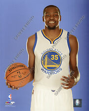 KEVIN DURANT GOLDEN STATE WARRIORS PORTRAIT LICENSED UNSIGNED 8X10 PHOTO