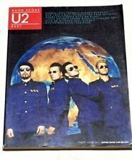 U2 Best Japan Band Score Song Book Guitar Tab The Edge