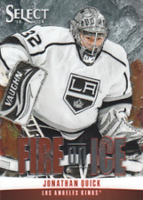 2013-14 Select Fire on Ice Stars #FS16 Jonathan Quick - NM-MT