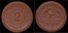 Duitsland  Sachsen notgeld 2 mark 1921