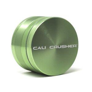 "Cali Crusher 2.5"" Grinder - 4pc - Green"
