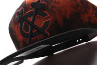 Mitchell & Ness Chicago Blackhawks Tie Dye NHL Adjustable Snapback Hat BB