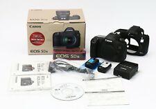 Canon EOS 5DS 50.6MP Digital SLR Camera (USA model) shot count 10k BEAUTIFUL