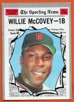 1970 Topps #450 Willie McCovey VG-VGEX+ WRINKLE All-Star San Francisco Giants