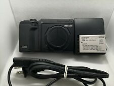 "Ricoh GXR GXR S10 10.0MP Digital Camera Black (w/ VC 24-72mm Lens) ""Exc"" #20105"