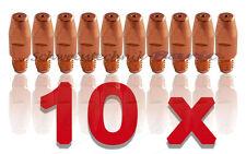 10 x Stromdüse für MB 400/401/500/551 MB400 Kontaktrohr Kontaktrohre M8x30  M8