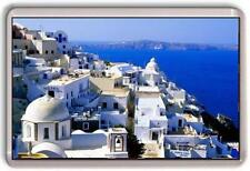 Santorini, Greece Oia Fira Fridge Magnet