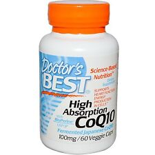Coenzima Q10-COQ10 con Bioperine - 100mg 60 tapas vegetarianas