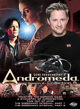 Andromeda - Season 4, Volume 5 (DVD, 2005) Usually ships within 12 hours!!!