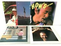 Sadao Watanabe Lot of 5 Vinyl Record Albums Fill up the Night Front Seat etc