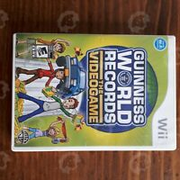 Guinness World Records: The Videogame   ( Nintendo Wii ) Tested