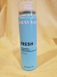 Pravana Fresh Dry Shampoo, travel size, NEW
