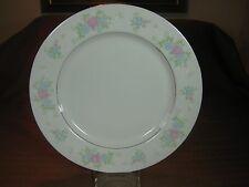 "China Garden Prestige 10 1/2"" Dinner Plate by Jian Shiang Platinum Trim"