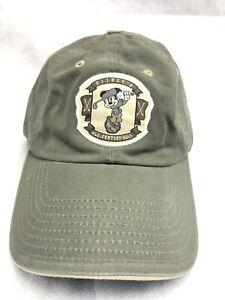 Mickey Mouse Baseball Cap Golf Hat DISNEY World  Strapback Vintage Hook Loop