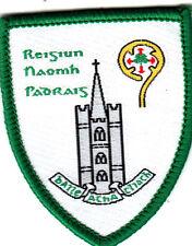 Boy Scout Badge Ext REIGIUN NAOMH PADRAIS CBSI Ireland
