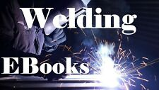Welding 100+ Books Manuals Videos How To Weld Gas Mig Arc Plasma Tig