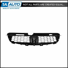 Black Front Grille Grill For 04 05 Honda Civic 2 Door Coupe Fits 2004 Honda Civic