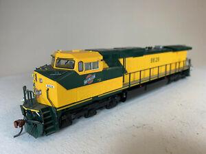Kato HO GE C44-9W Dash 9-44CW Chicago & Northwestern C&NW #8626