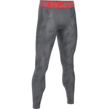 Under Armour HeatGear 2.0 Novelty Compression Leggings Men graphite 1289578-040