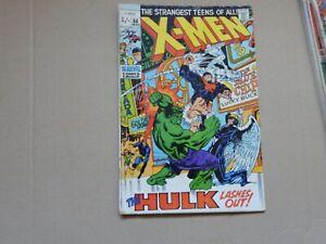 X-men 66 - HULK! 1970!!