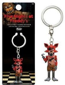 FUNKO Foxy Five Nights at Freddys - Pocket Schlüsselanhänger Vinyl NEU