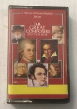 "Various ""A Selection Of Classical Highlights"" Tape Cassette *Marshall Cavendish*"