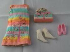 BARBIE Vintage * 65 * Mattel * SKIPPER * Tenue SUNNY PASTELS *  #1910 * COMPLET