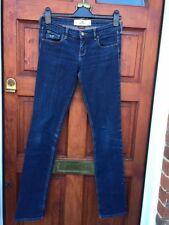 Hollister Indigo, Dark wash Low Rise Jeans for Women