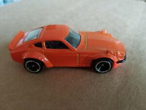 2017 Hot Wheels CUSTOM DATSUN 240Z 174/365 Factory Fresh LOOSE Orange