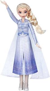 Disney Frozen 2 Singing Choice Of Elsa & Anna 30cm Fashion Doll with Music
