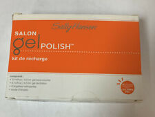 Sally Hansen Salon Gel Polish Basics Refill Kit