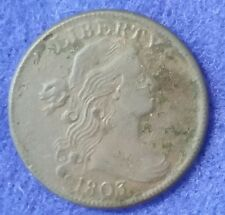 1803 Large Cent - Very Fine Details