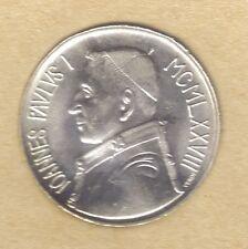 città del vaticano VATICAN CITY 1000 LIRE 1978  IN BLISTER UFFICIALE