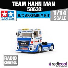 58632 TAMIYA TEAM HAHN MAN TGS RACE TRUCK TT-01 E R/C KIT RADIO CONTROL
