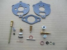 Carburetor Kit for Briggs Stratton 7, 8 HP 291763, 295938 394693 rebuild, repair