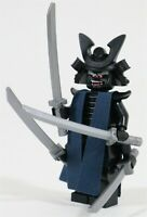 LEGO NINJAGO MOVIE LORD GARMADON ROBES MINIFIGURE & SWORDS 70612 - NEW GENUINE