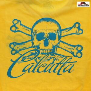 Calcutta Women Logo T Shirt Large ~ New